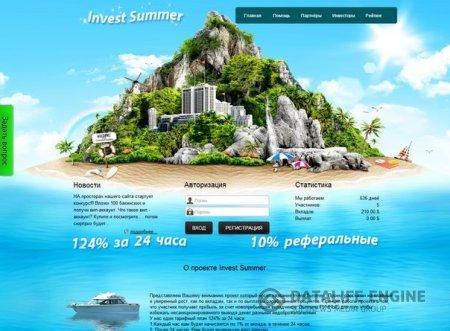 Invest Summer