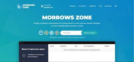 СКРИПТ MORROWS ZONE
