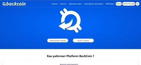 Скрипт BaCkcoin(ICO)